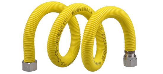 燃气灶不锈钢波纹管该如何预留?