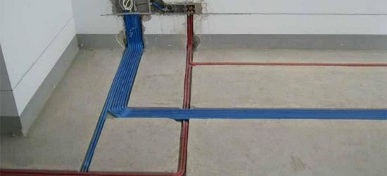 水电施工中水电走线是横平竖直好,还是两点直线好?