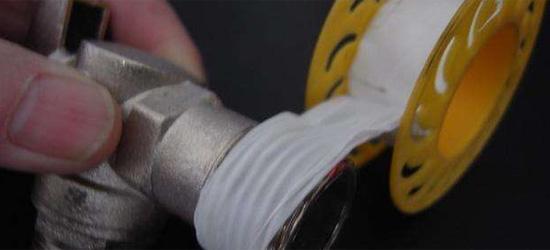 装修中角阀、龙头等怎么安装