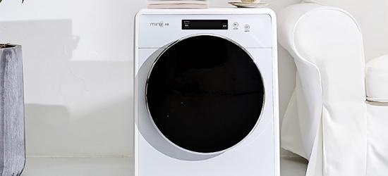 小吉滚筒洗衣机